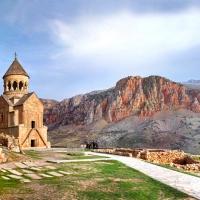 Armenia -- Noravank Monastery-complex