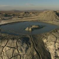 Azer -- Gobustan Mud Volcano