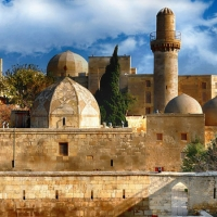 Azer -- Palace of the Shirvanshahs