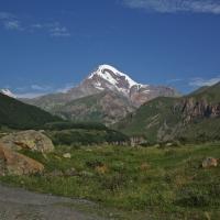 GA -- Mt Kazbek