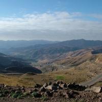 Armenia -- Selim Pass