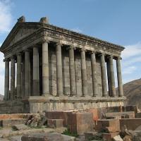 Armenia -- Garni Temple