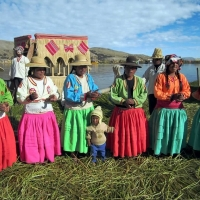 Bolivia -- Lake Titicaca