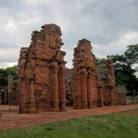 Paraguay -- San Ignacio