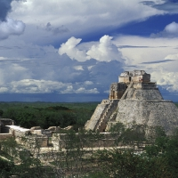 Mexico (Uxmal)