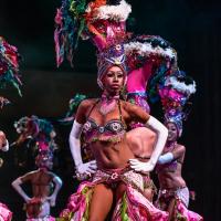 Havana -- Tropicana Cabaret Show