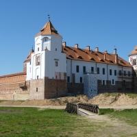 Belarus -- Mir Castle
