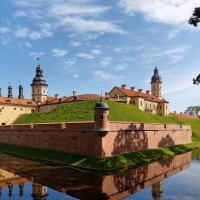 Belarus -- Nesvizh Castle