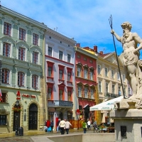 Ukraine -- Lviv