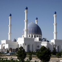 Mary, Hajji Gurbanguly Mosque