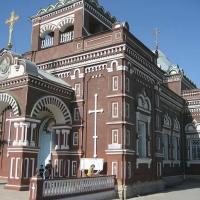 Mary, Pokrovkaya Church