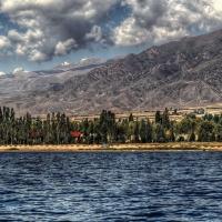 Lake Issyk Kul 2