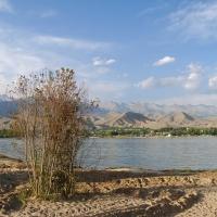 Lake Issyk Kul 3