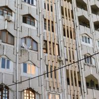 Tashkent, apartment building