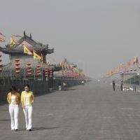 Xian-City-Walls