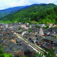 Zhaoxing-Dong-Village