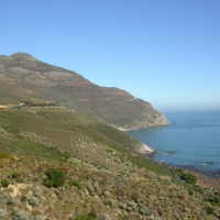 Cape scenery III - AR