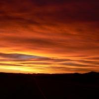 Sunset near Pilansberg NP - DH