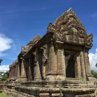 Preah Vihear Temple 3