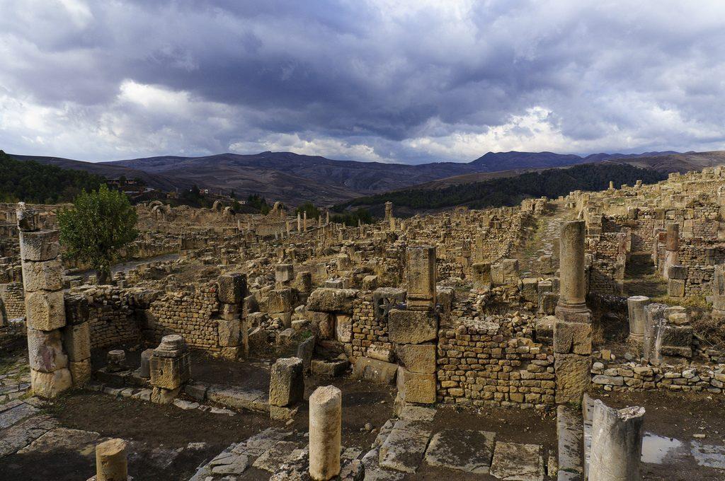 Algeria tour -- Djemila