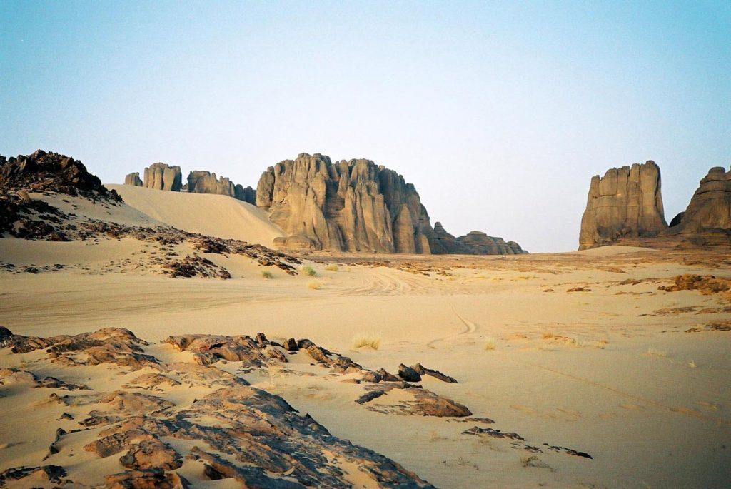 Algeria tour -- Alloukou