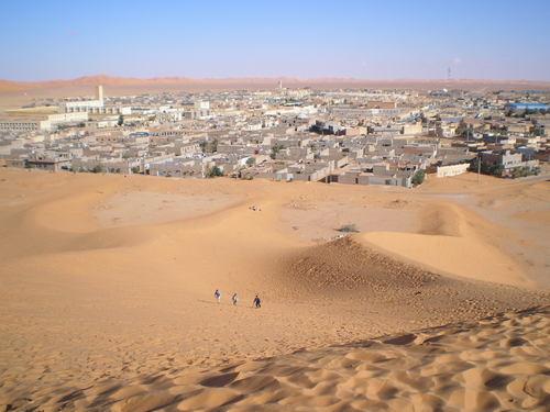 Algeria -- Beni Abbes