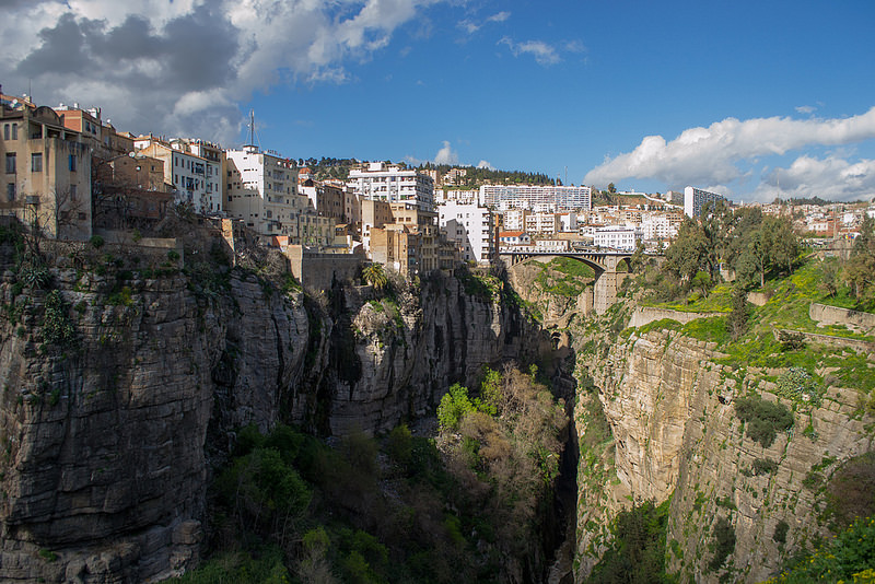 Algeria tour -- Constantine