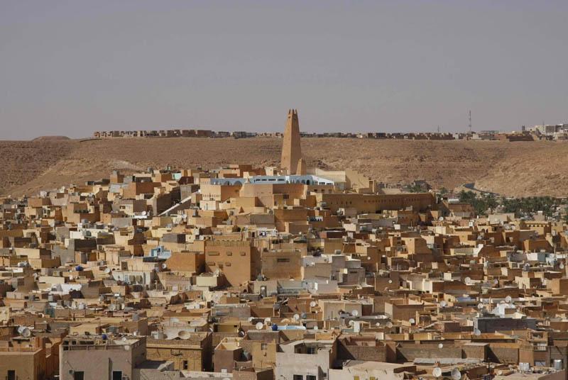 Algeria tour -- Ghardaia