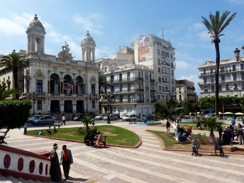 Algeria tour -- Oran