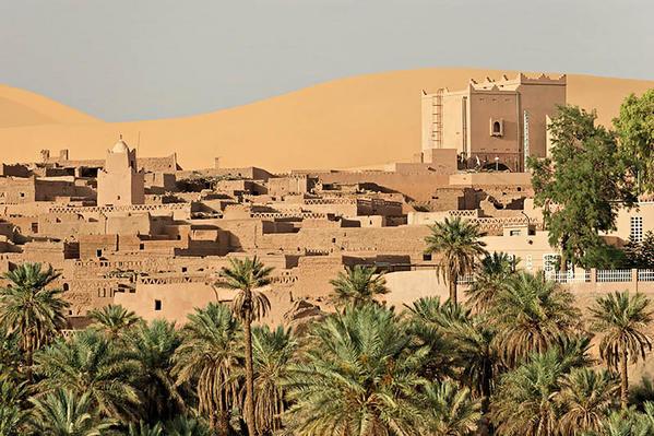 Algeria tour -- Taghit