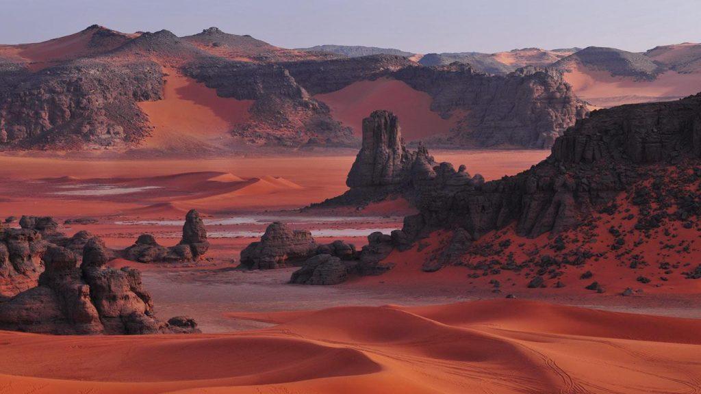 Algeria tour -- TassiliNAjjer