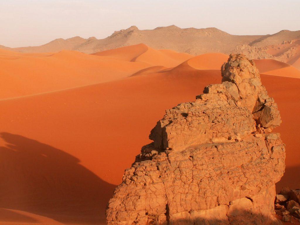 Algeria tour -- Tililine