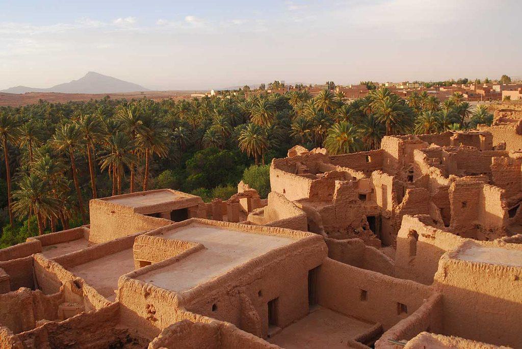 Algeria tour -- Timimoun