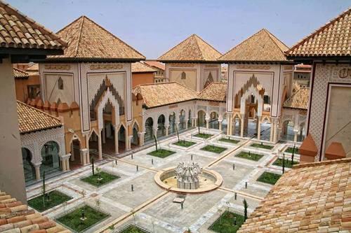 Algeria tour -- Tlemcen