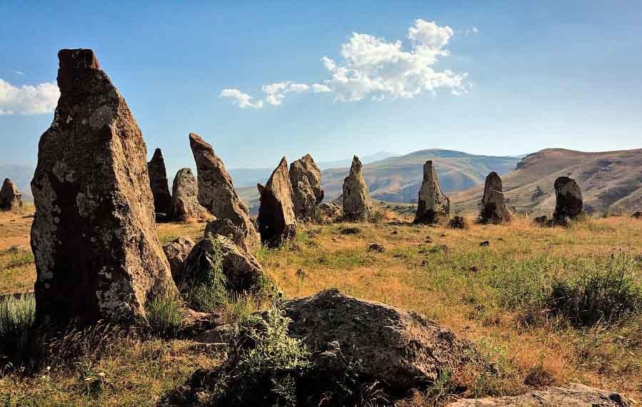 Armenia -- Karaundj
