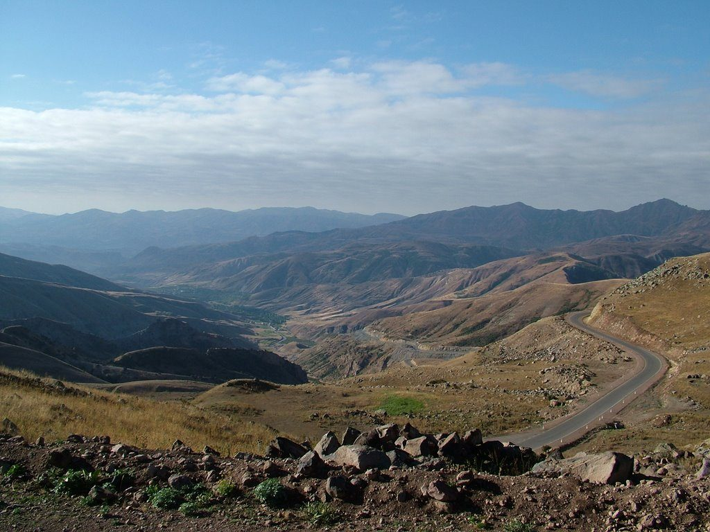 Armenia -- Selim Pass