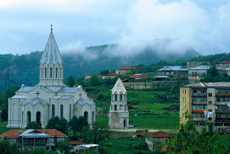 Armenia -- Shoushi