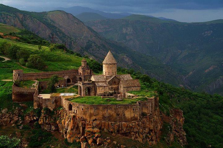 Armenia -- Tatev