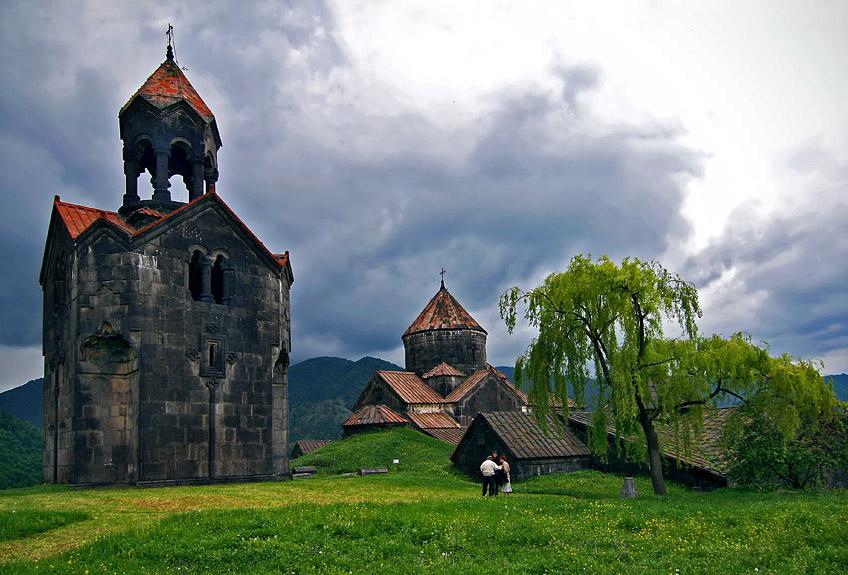 Armenia -- haghpat