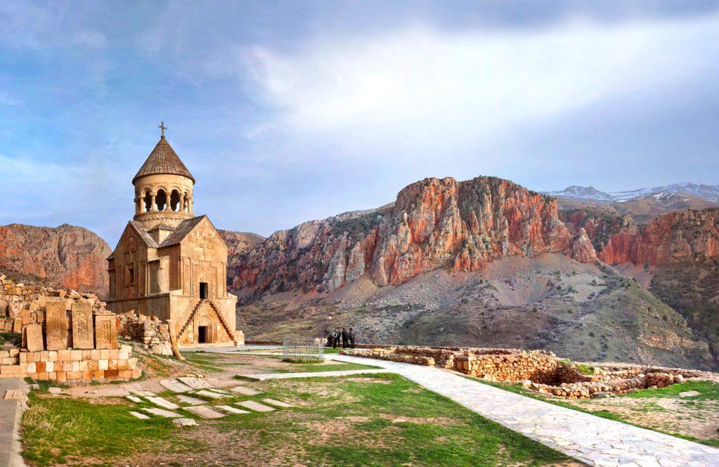 Armenia -- noravank-monastery-complex