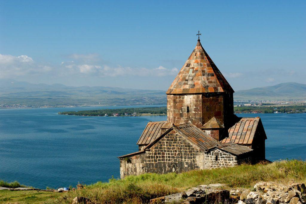 Armenia -- sevan-monastery