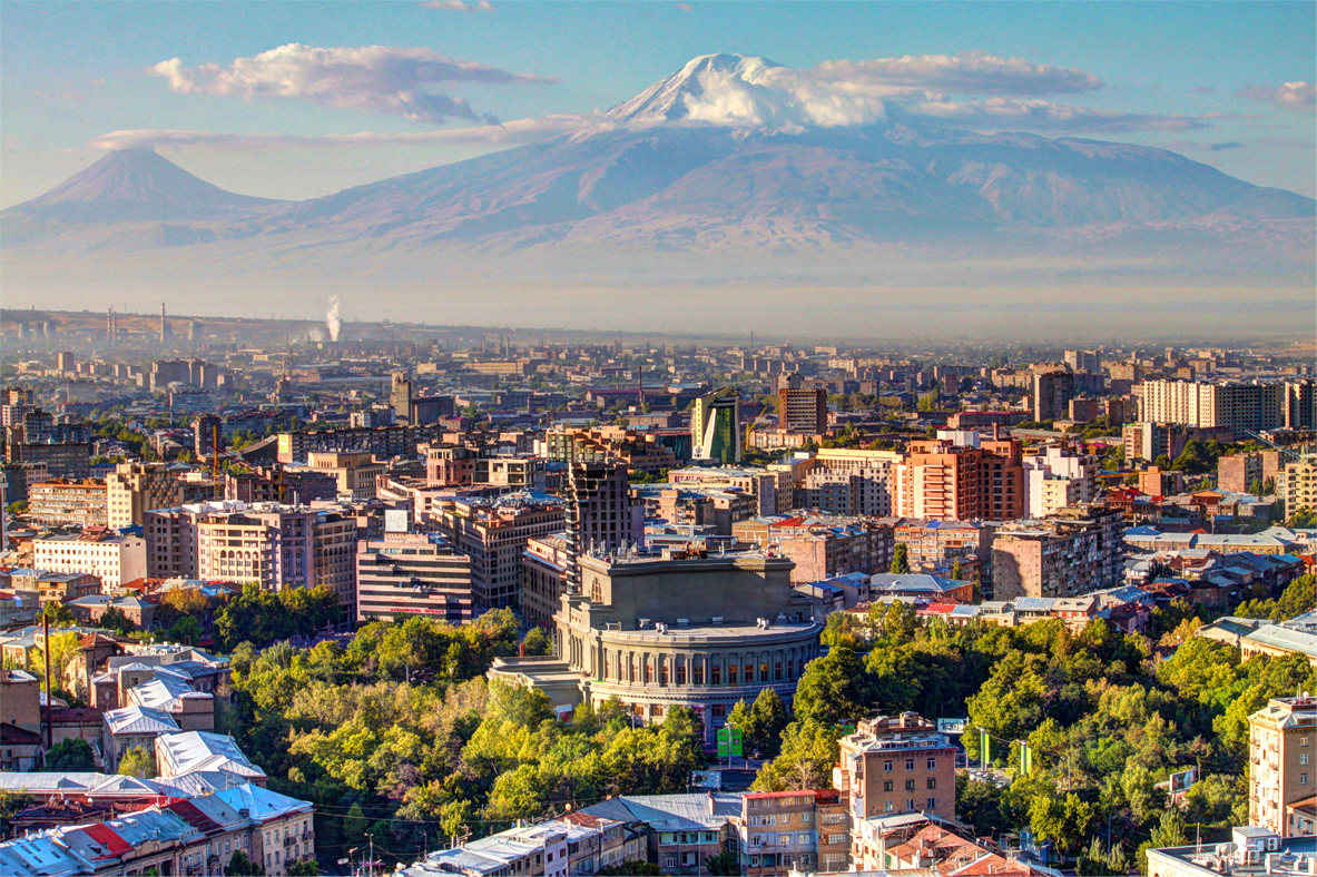 Armenia -- yerevan-city