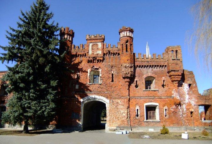 belarus-brest-fortress