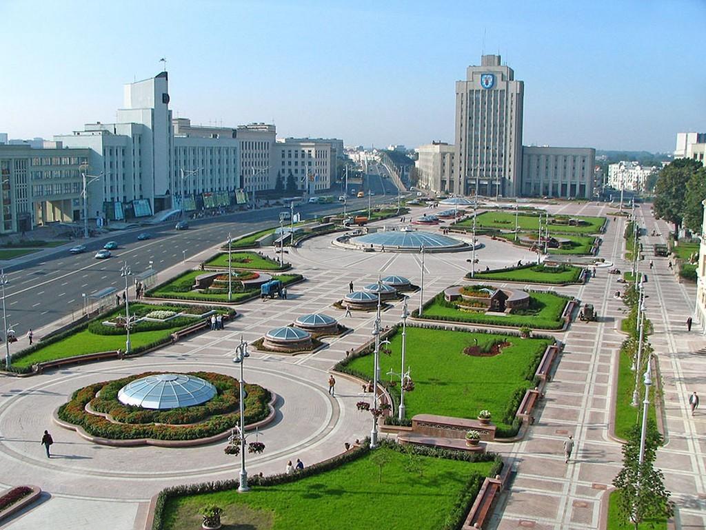 Belarus tour