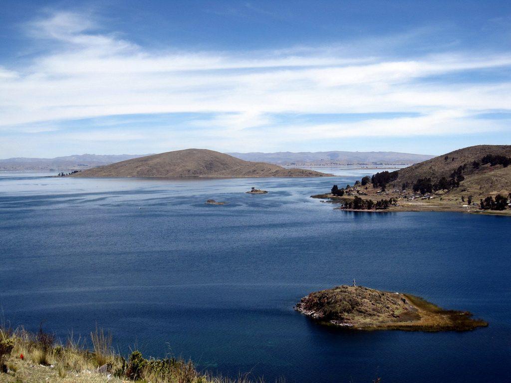 Bolivia -- Lake Titicaca 1