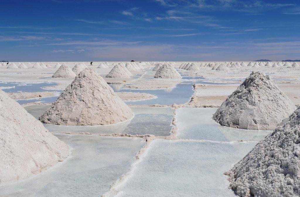 Bolivia -- Salar de Uyuni