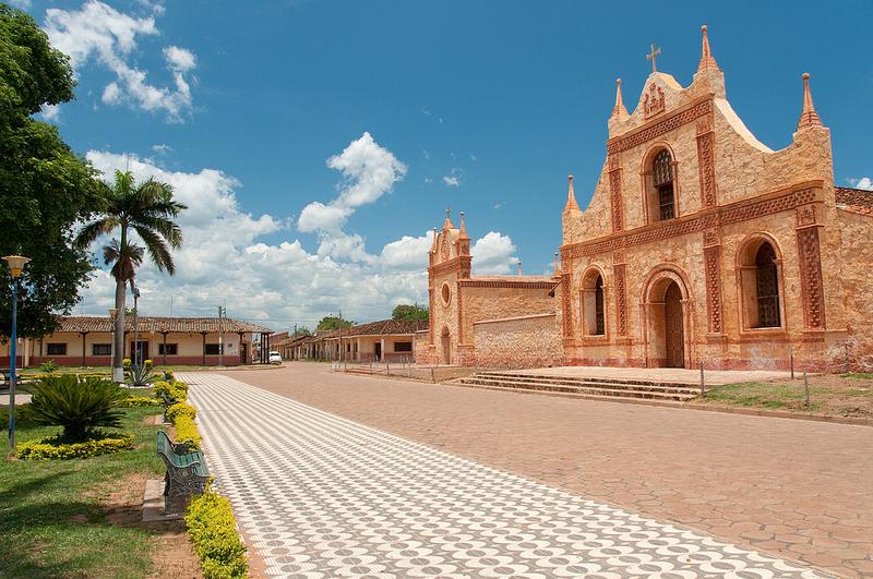 Bolivia -- San Jose de Chiquitos