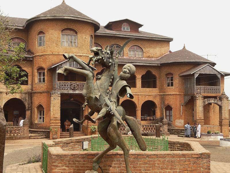 Cameroon -- Foumban