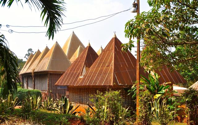 Cameroon -- chefferie-bafoussam