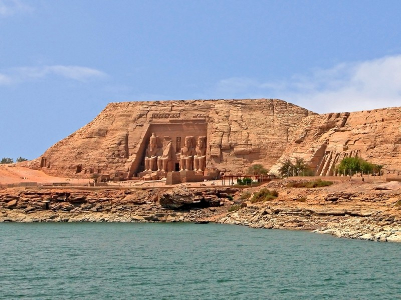 Egypt -- Abu Simbul